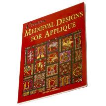 Creative Medieval Designs for Applique - angol nyelvű könyv