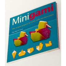 Minigami- angol nyelvű könyv