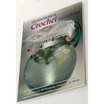 Traditional Crochet Jug Covers - angol nyelvű könyv