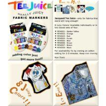 Textilfilc szett 4db-os, vastag - Tee Juice