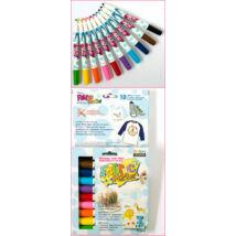 Textilfilc szett 10db-os 560-10V Marvy