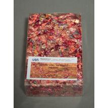 Tamisé 3,5g vörösréz színű füstfólia imitáció - foltos