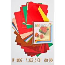 Origami 7,5cm 80lap kétoldalas R-1007
