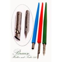 Tollszár tollszemmel BR01003 Brause