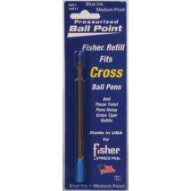 Tollbetét SC kék Fisher (csak Cross tollakhoz)