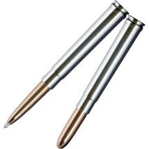 Golyóstoll .375NS Fisher Nickel Silver Titanium