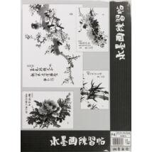 Papír 333x242mm F4/50ív No.24637 Gansai akvarellhez