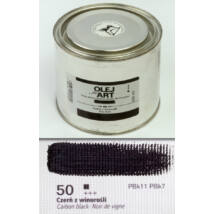 Olajfesték 500ml Renesans - 49 Ivory black