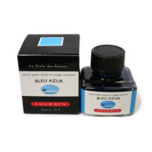 Tinta 30ml Herbin - Bleu Azur