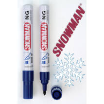 Alkoholos filc NG blue Snowman - kék