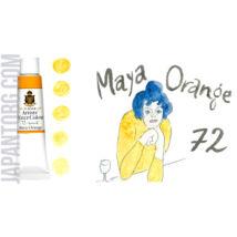 Akvarellfesték 5ml Artists Turner - 72-C Maya Orange