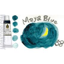 Akvarellfesték 5ml Artists Turner - 58-C Maya Blue