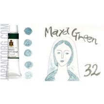 Akvarellfesték 5ml Artists Turner - 32-C Maya green