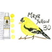 Akvarellfesték 5ml Artists Turner - 30-C Maya Yellow