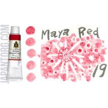 Akvarellfesték 5ml Artists Turner - 19-F Maya Red