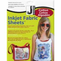 Nyomtatható textil 10ív Jacquard