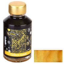 Töltőtolltinta 50ml Shimmer Diamine - Golden sands