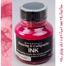 Kalligráf/rajztinta 30ml Diamine - Raspberry