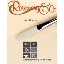 Ecset Ivory Egberts/8 Rosemary