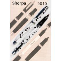 Sherpa tolltest + Sharpie marker - 5015 Music