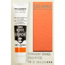 Akrilfesték 40ml Turner - 014 Permanent Orange