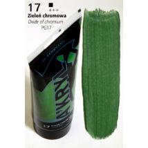 Akrilfesték 200ml Renesans - 17 Cromium oxide green