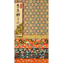 Origami 15cm 20ív Yuzen mintás KY-2015