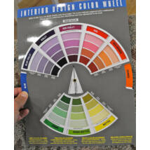 Színkerék Interior Design - 3500