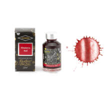 Töltőtolltinta 50ml Shimmer Diamine - Firestorm red