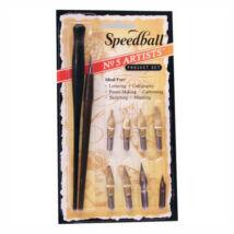 Kalligráfia Artist tollszett Speedball 002962