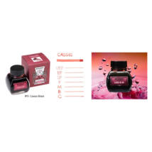 Tinta 60ml Platinum - 15 Cassis Black