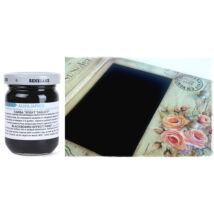 Táblafesték 125ml fekete Renesans