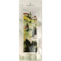 Akvarelltömb 20x50cm 300g/20lap Toscana