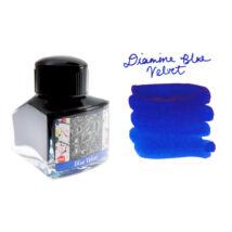 Töltőtolltinta 40ml 150A. Diamine - Blue Velvet
