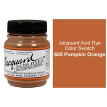 Acid Dyes festék 14g Jacquard - 605 Pumkin Orange
