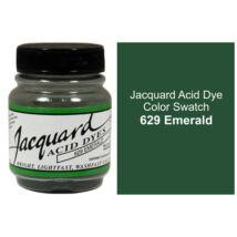 Acid Dyes festék 14g Jacquard - 629 Emerald