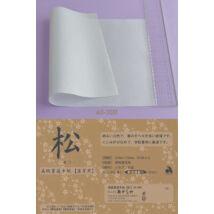 "Kalligráfia papír 243x334mm/60ív ""Matsu"" AO-30H"