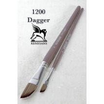 Bárdecset szintetikus Renesans - 1200D Dagger