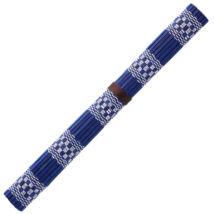 Ecsettartó bambusztekercs Akashiya - kék