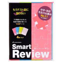 Smart füzetcsomag 4xB5/30lap vonalas Maruman N908P