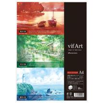 Akvarellpapír A4/10ív Maruman - VIFART