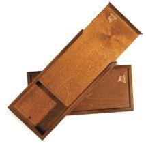 Festékesdoboz 20ml-es tubusokhoz csúszós fedéllel Renesans