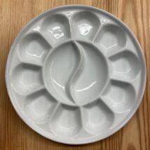 Porcelán tintatál nagy Renesans