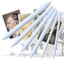 Törlőceruza 6db papírból Renesans
