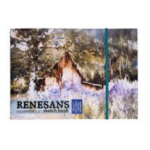 Akvarelltömb A5/12lap 300g ITALIA Renesans