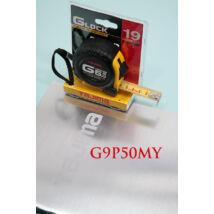 G9P50MYD Mérőszalag 5m/19mm gumis Tajima G-Lock