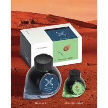 Töltőtolltinta 65ml+15ml Colorverse - Mariner  & Allan Hills No.65/66