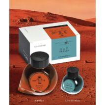 Töltőtolltinta 65ml+15ml Colorverse - Martian & life on Mars No.71/72