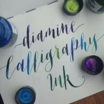 Akriltinta kalligráfiához és rajzhoz Diamine