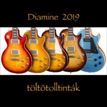 Töltőtolltinta 30ml Diamine - Guitar theme FPI